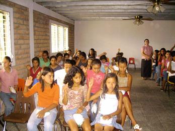 Kids want prayer